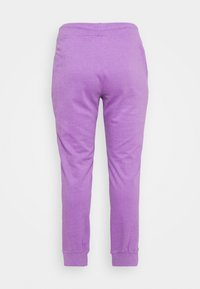 Simply Be - FASHION JOGGER - Tracksuit bottoms - violet - 1