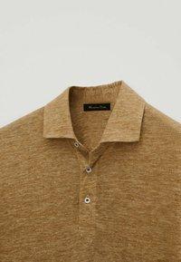 Massimo Dutti - Poloshirt - brown - 3