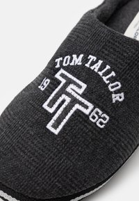 TOM TAILOR - Slippers - grey - 5