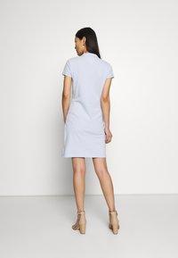 Tommy Hilfiger - SLIM DRESS - Day dress - breezy blue - 2
