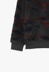 Hype - KIDS OVERHEAD HOODIE CAMO SHERPA - Fleece jumper - multi - 4