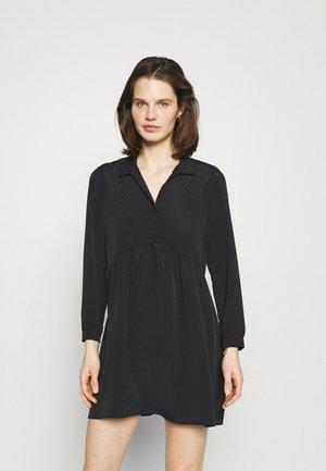 ALBA - Shirt dress - noir
