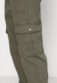 ONLY - ONLGIGI CARRA LIFE  - Pantalones cargo - kalamata - 5