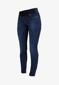 bellybutton - UNTERBAUCHBUND - Jeans Skinny Fit - dark-blue denim - 4