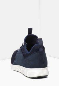 Timberland - KILLINGTON - Sneakersy niskie - navy - 2