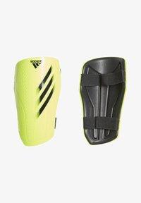 adidas Performance - Shin pads - yellow - 0