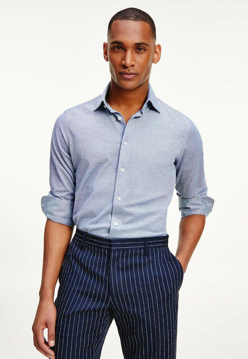Tommy Hilfiger - SLIM FIT  - Formal shirt - colorado indigo