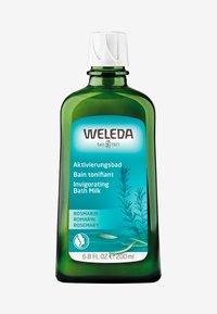 Weleda - ROSEMARY INVIGORATING BATH MILK - Badskum - - - 2