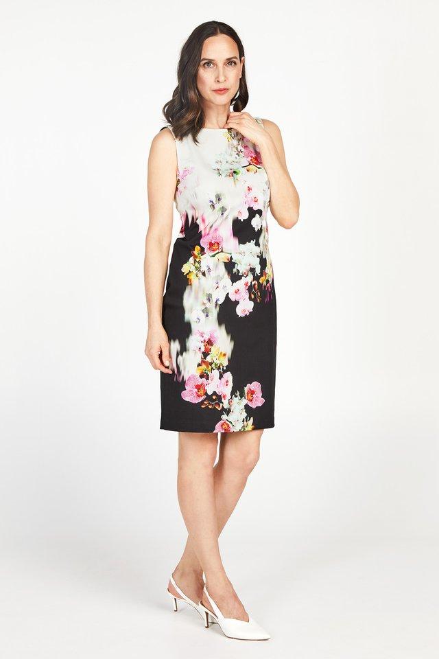 DARELLA - Day dress - nightsky