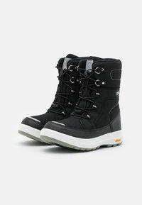 Reima - REIMATEC LAPLANDER UNISEX - Snowboots  - black - 1