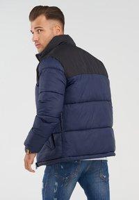 Jack & Jones - MIT - Winter jacket - navy blazer - 2