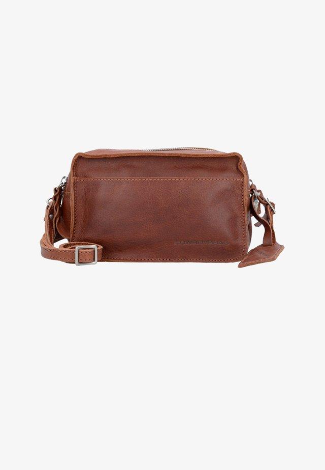 FOLKESTONE  - Across body bag - brown
