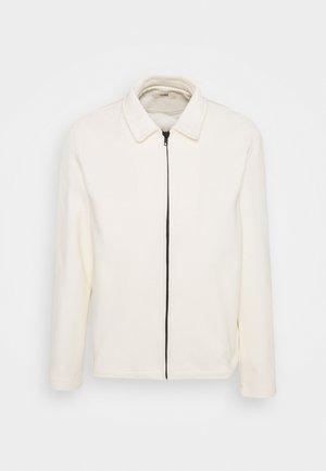 HARRINGTON JACKET - Lehká bunda - natural sand white