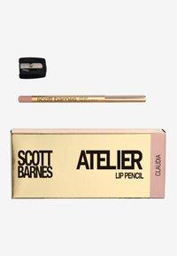 scott barnes - GLAMAZON LIP LINER - Lip liner - claudia - 0