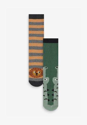 2 PACK  - Socks - green