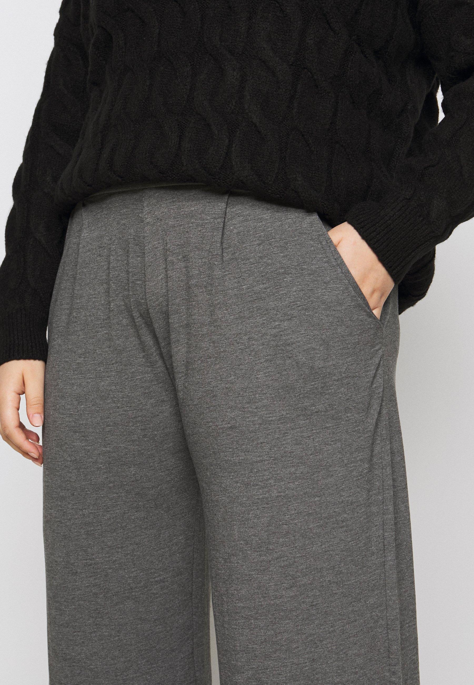 Damen STRAIGHT LEG TROUSER REGULAR 2 PACK - Stoffhose
