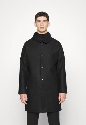 MANTLE COAT UNISEX - Mantel - black