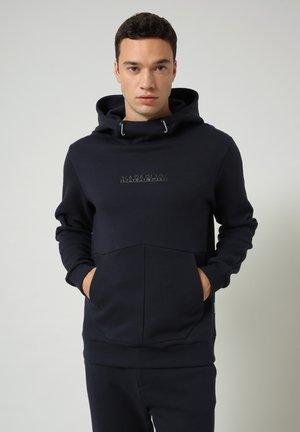 B-OODI - Luvtröja - blu marine