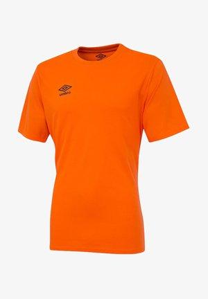 CLUB SS - Basic T-shirt - orange