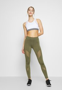 Even&Odd active - Leggings - olive - 1