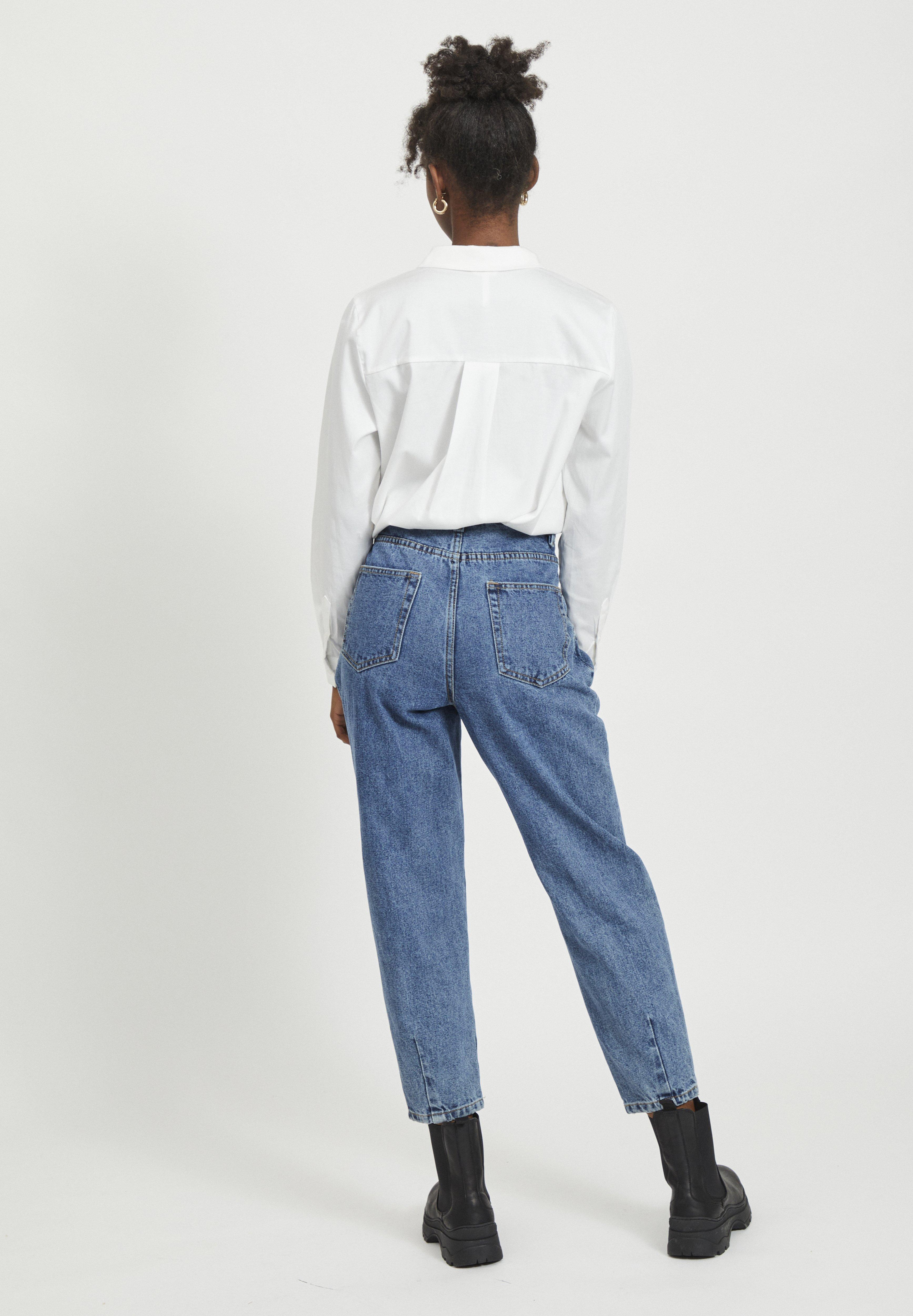 Damen OBJROXA LOOSE - Bluse