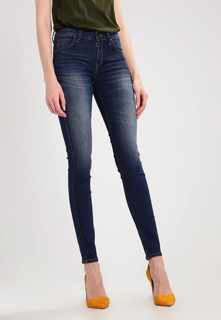 Lee - JODEE - Jeans Skinny Fit - blue indigo