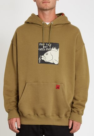 LOOSE TRUCKS P/O - Hoodie - old_mill