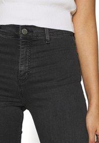 Topshop - JONI  - Jeans Skinny Fit - washed black - 4
