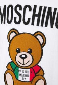 MOSCHINO - Jumper - white - 6