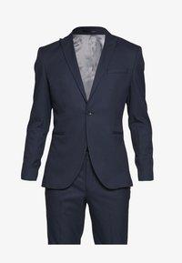SLHSLIM ANDRE  - Suit - dark blue/green
