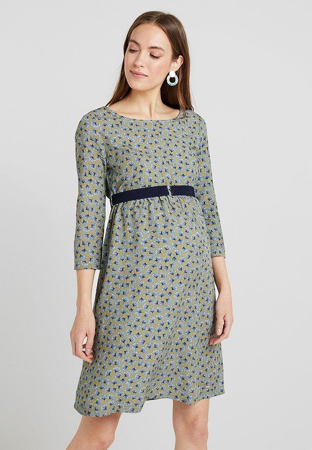 Sukienka letnia - olive