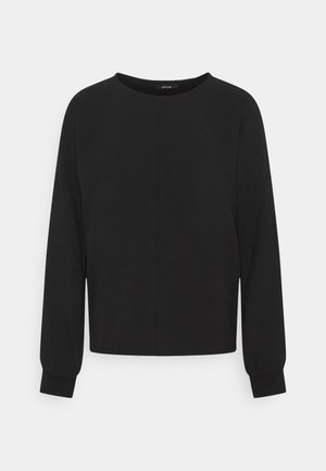 SUREEN - Long sleeved top - black