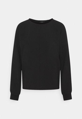 SUREEN - Long sleeved top - black