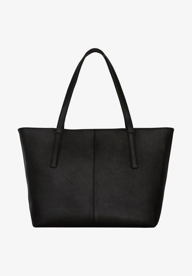 MANON - Shopping bag - black