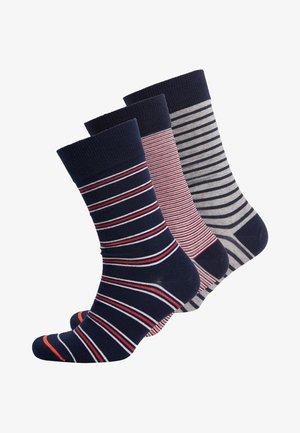 3 PACK - Socken - grey multipack