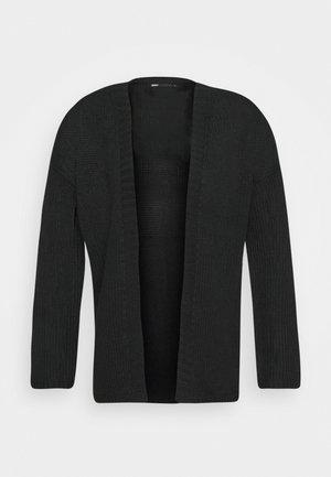 ONLLEXI CARDIGAN - Cardigan - black