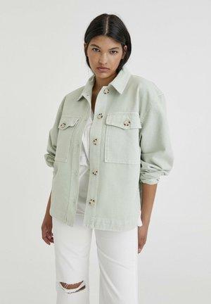 Summer jacket - light green