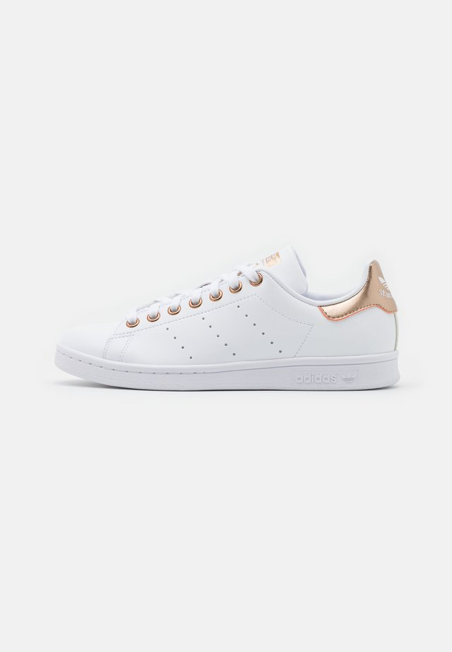 STAN SMITH  - Trainers - footwear white/copper metallic