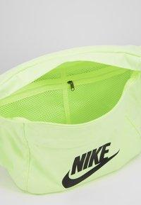 Nike Sportswear - TECH HIP PACK - Bum bag - barely volt/black - 4