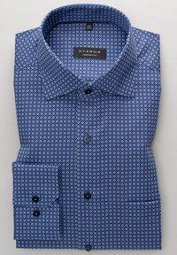 Eterna - COMFORT FIT - Shirt - blau/marine - 4