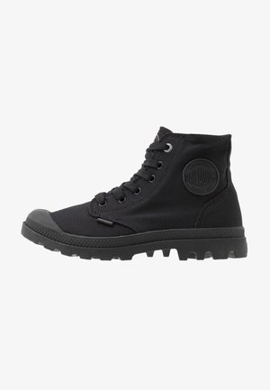 VEGAN MONOCHROME - High-top trainers - black