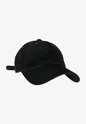 SATIN DAD  - Cappellino - black