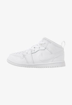AIR 1 MID UNISEX  - Basketbalschoenen - white