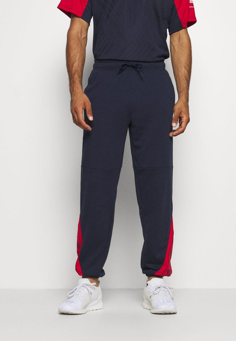 adidas Performance - Pantalon de survêtement - dark blue