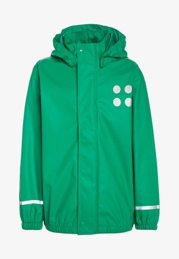 JONATHAN - Vodotěsná bunda - light green