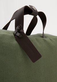 Pier One - UNISEX - Briefcase - khaki - 2