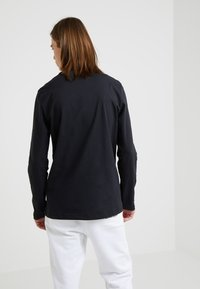 Versace Collection - Long sleeved top - nero/oro - 2