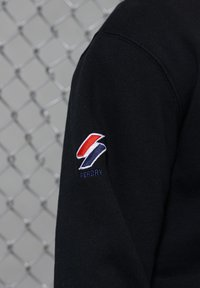 Superdry - CITY COLLEGE - Sweatshirt - black - 3