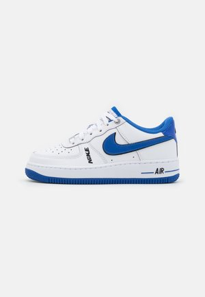AIR FORCE 1 LV8  - Trainers - white/black/game royal