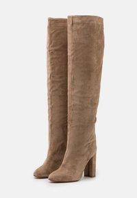 Pura Lopez - High heeled boots - montone - 2